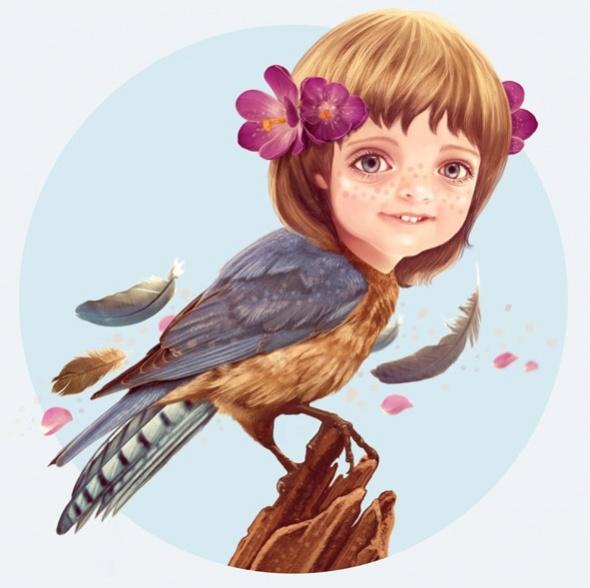 illustration tutorial photoshop